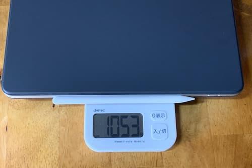 iPad Pro 12.9 重さ